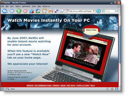 Instant Netflix