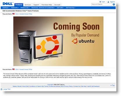 Dell & Ubuntu
