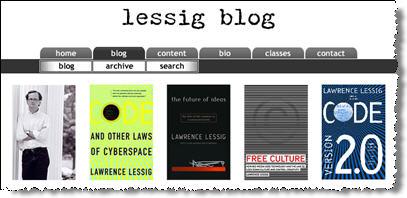 Lessig Blog