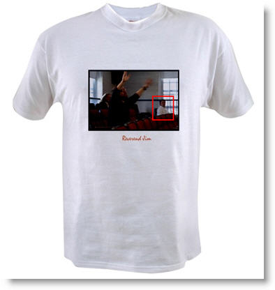 Reverend Jim T-shirt