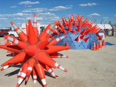 traffic cones 400