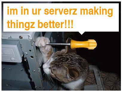 Twitter Maintenance