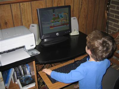 Videogame developer